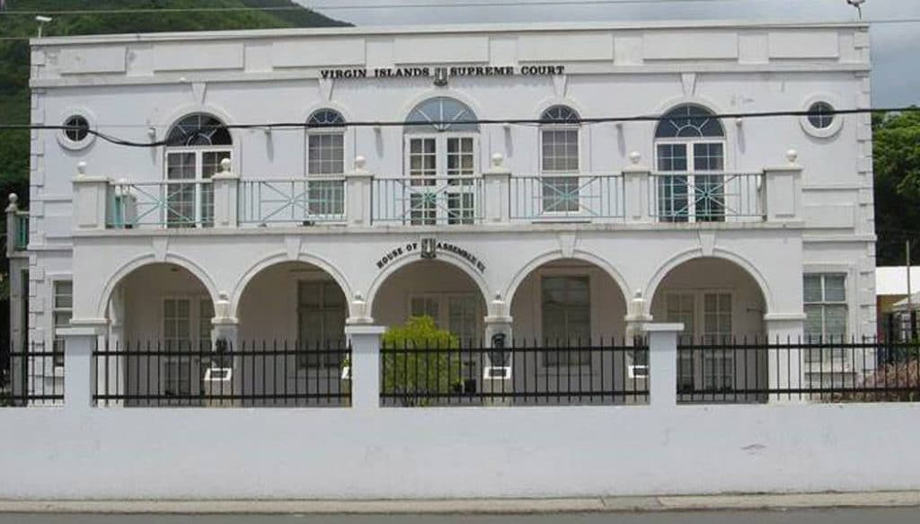 Virgin Islands Supreme Court Building