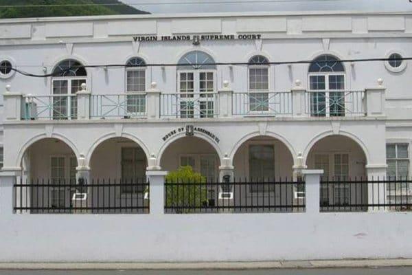 Virgin Islands Supreme Court Building