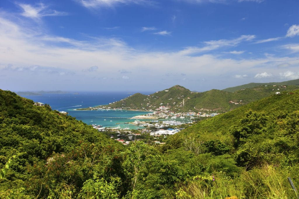 O'Neal Webster-BVI Law- Road town on Tortola the capital of British Virgin islands