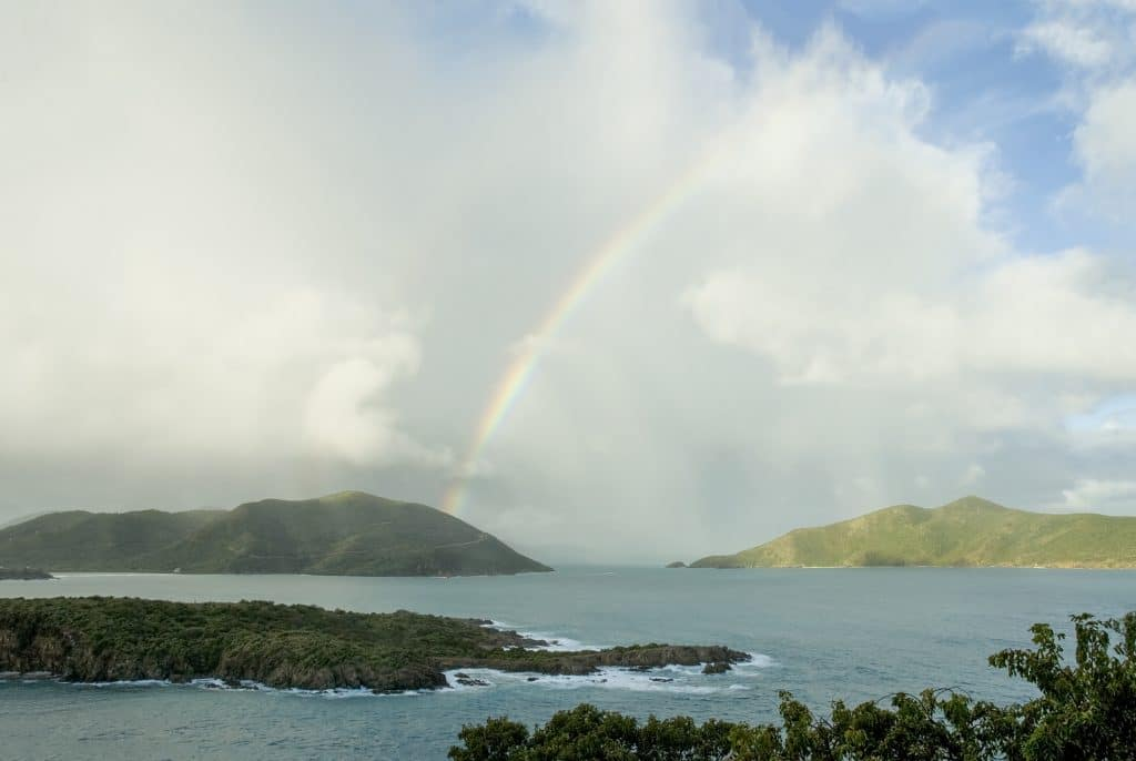 Evolving World Economy in BVI